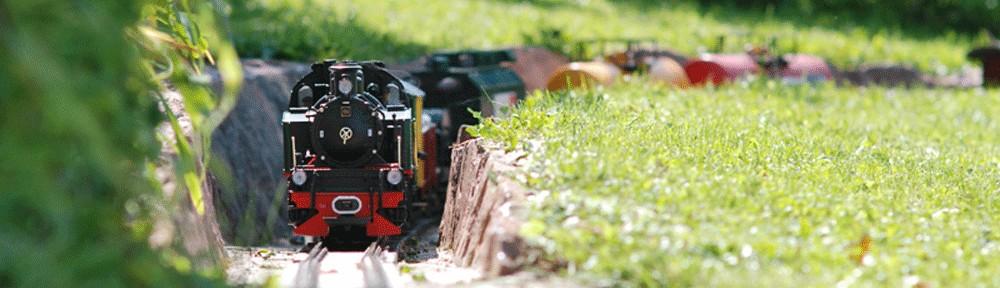 Gartenbahn Profi – Der Blog
